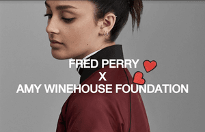 fred perry amy winehouse foundation