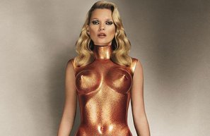 allen jones kate moss bronz