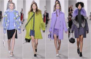 michael kors 2016 sonbahar kis koleksiyonu new york moda haftasi defilesi