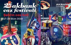 akbank caz festivali afis