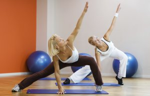 pilates spor egzersiz