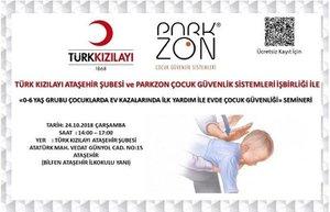 parkzon turk kizilayi seminer gorseli