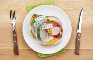 diyet kilo zayiflama saglik tabak mezura bicak catal