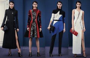 versace pre fall 2015 sonbahar koleksiyon moda