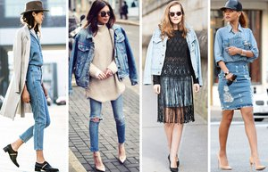 sokak denim 2015 stil moda kadin kot dar