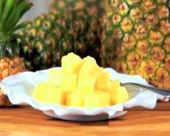 ananas nasil dilimlenir