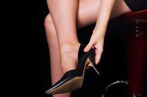 ayakkabi topuk stiletto