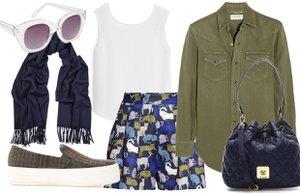 degisen kararsiz havalar icin kombin onerileri moda stil 2015 sonbahar sort