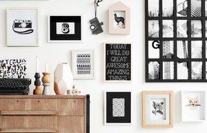 45 ilham verici duvar dekorasyonu dekorasyon ev diy