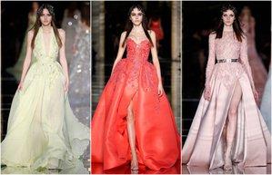 zuhair murad paris haute couture haftasi 2016 ilkbahar yaz koleksiyonu