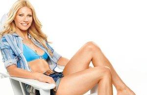 gwyneth paltrow bikini spor egzersiz