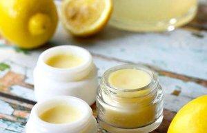 limonlu lip balm dudak nemlendiricisi