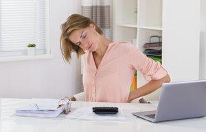 durus masa bilgisayar omurga posture