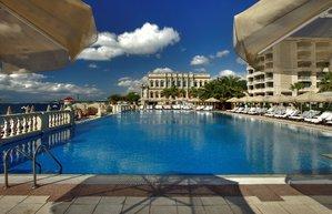ciragan otel havuz yuzme istanbul