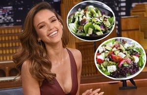 unlulerin favori salata tarifleri unlu beslenme diyet