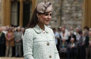 Kate Middleton unlu hamile