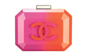 chanel ombre clutch bag 2014 itbag