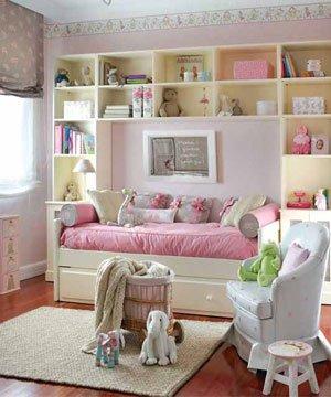 Çocuk odaları için dekorasyon önerileri cocuk odasi beyaz 1