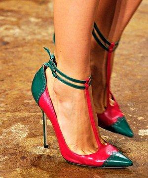 2012 İlkbahar Yaz ayakkabı trendleri shoe 2