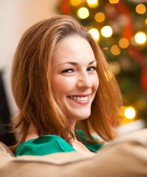 Yeni yılda almamız gereken sağlık kararları (yılbaşı 2013) mutlu kadin yilbasi 1