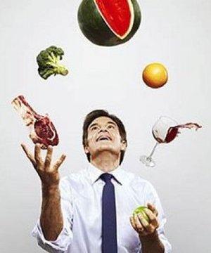 Dr. Mehmet Öz'den düşük kalorili yemek tarifleri mehmetoz 1