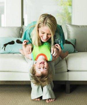Nasıl eğlenceli bir anne olursunuz? eglenceli anne 4 1