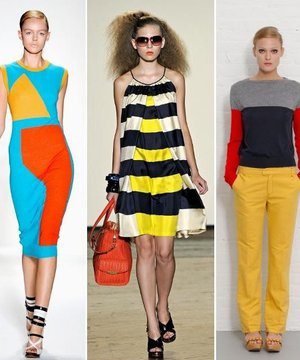 2011 İlkbahar Yaz Renkleri moda 1