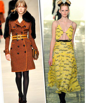 2011-2012 Sonbahar Kış moda trendleri moda 1