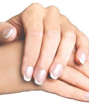 Eller için peeling ve parafin el 1