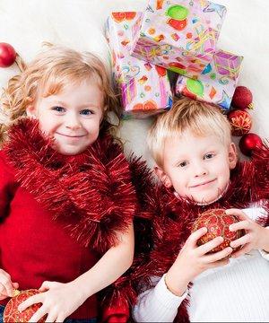Çocuklarla evde yılbaşı kutlaması cocuk yilbasi 1