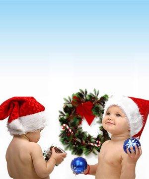 Çocuklarla evde yılbaşı kutlaması yilbasi cocuk 2 2