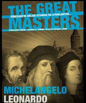 Haziran 2012 Sergileri the great masters 1