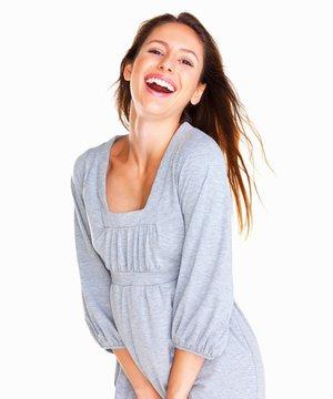 Ruhsal sağlığın reçetesi gulumseme kadin mutlu 1