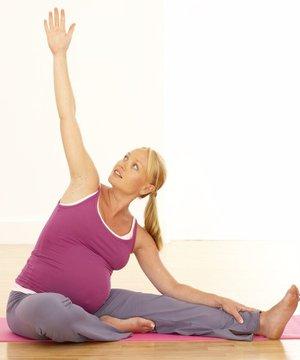 Geç doğum nedir? hamile yoga ozl 1
