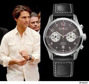 Beğendik: Tom Cruise'un kol saatleri bremont tom 3