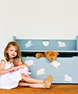 Kız çocukları için hediye seçenekleri cocuk duzen oda 1