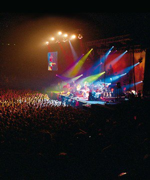 Haziran 2011'in muhteşem konserleri konser 1