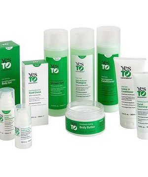 Organik cilt bakım markası: YES TO yesto uzun 1