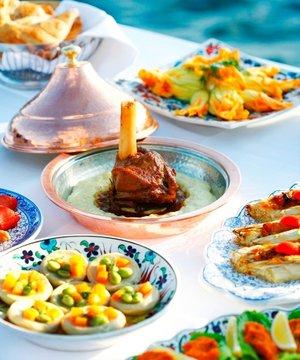 İstanbul'un en iyi iftar mekanları (2012) four seasons bosphorus 2