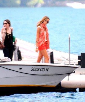 Ünlüler tatillerini nerede geçiriyor? (2012) stacy 1