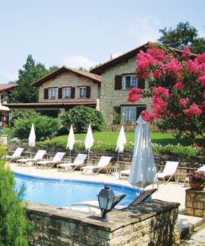 İstanbul'a yakın en güzel küçük oteller istanbul lavanda otel 2