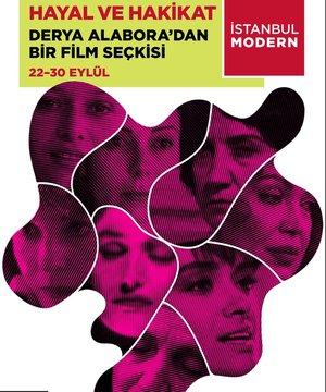 Derya Alabora'dan film seçkisi: Hayal ve Hakikat afis hayalvehakikat 1