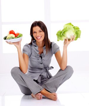 Ruhumuza iyi gelen sebzeler diyet 1