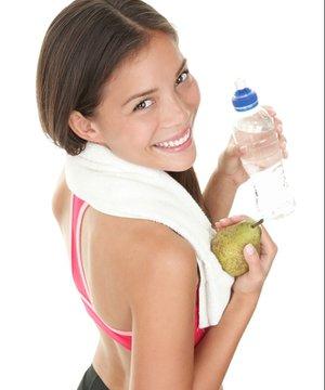 Spor yapanlar için ideal besinler spor beslenme kadin 1