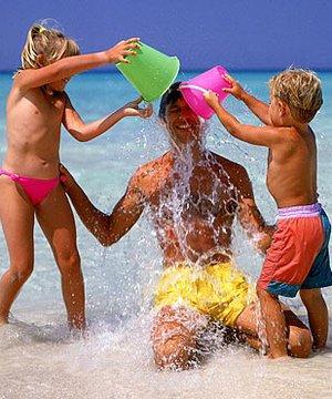 Çocukla gidilecek en iyi tatil rotaları cocuk tatil 1