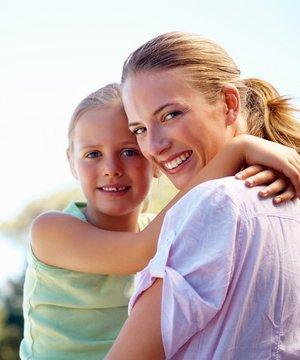 İyi anne çocuk ilişkisi nasıl kurulur? anne kiz cocuk 1