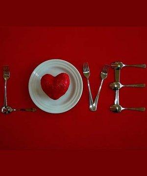 Sevgililer Günü 2011 Restoran Programları yemek 1