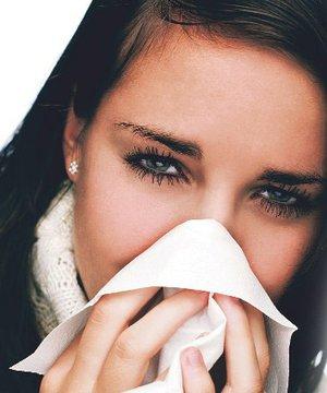 Kışın hasta olmayı nasıl durdurursunuz? grip hasta 1