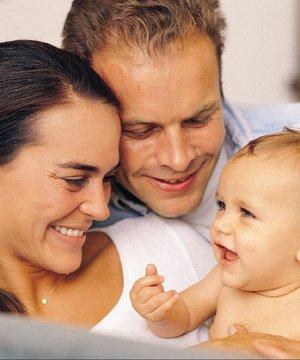 Evde bebek bakımında dikkat edilecekler bebek aile 1