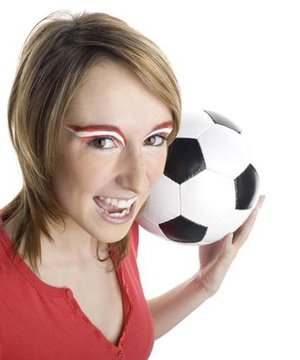 Kadınlar futbolda da var futbol 1